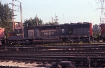 SP 9502--SD45X Headed for Scrap